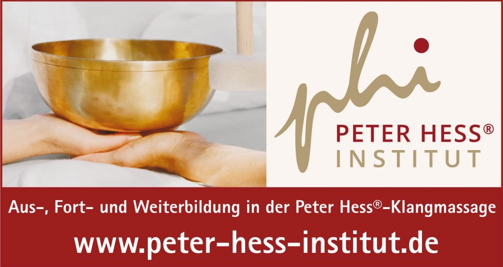 Button vom Peter Hess Institut